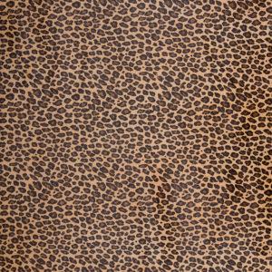 Jaguar Print Cowhide