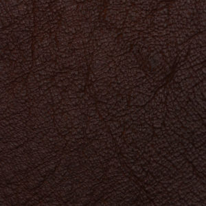 Cape Buffalo Copper Genuine African Leather