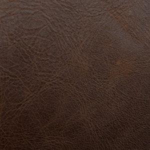 Daytona Brown Genuine African Leather