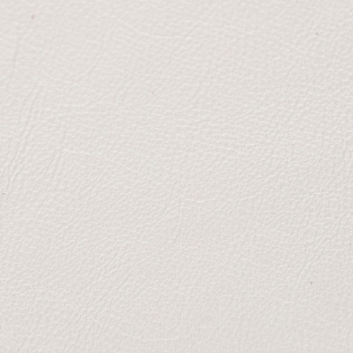 Gazelle White Genuine African Leather