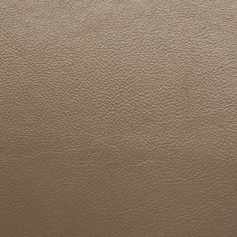 Metallic Gold Genuine African Leather