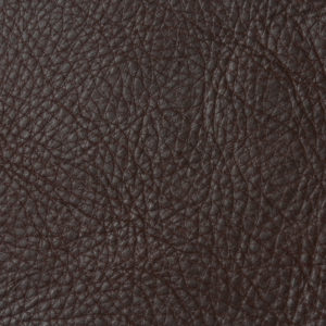 Morocco Choc Genuine African Leather