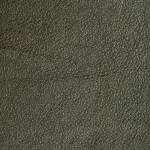 Morocco Emerald Genuine African Leather
