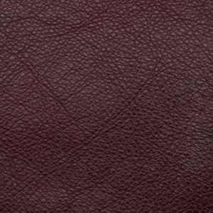 Morocco Ruby Genuine African Leather
