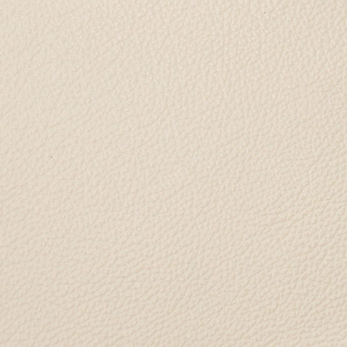 Santos Cotton White Genuine African Leather