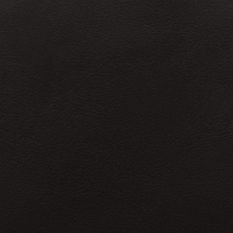 Texas Black Genuine African Leather
