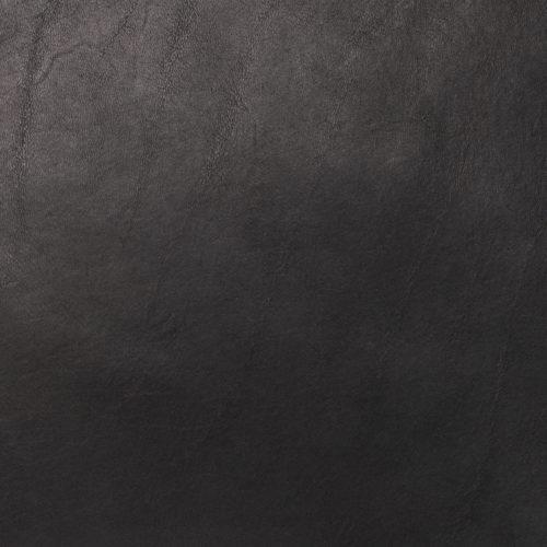 Barcelona Black Genuine African Leather