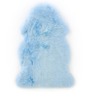 Sheepskin Dyed Baby Blue