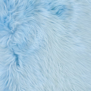 DETAIL Sheepskin Dyed Baby Blue