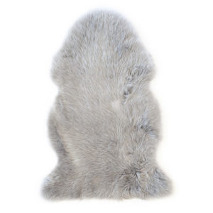 Sheepskin Dyed Light Grey