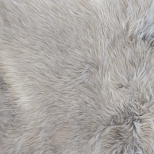 DETAIL Sheepskin Dyed Light Grey