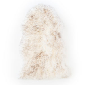 Sheepskin Dyed Wolf Tip